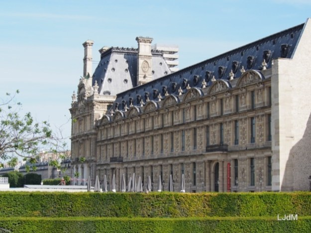 Ma nouvelle découverte au Louvre