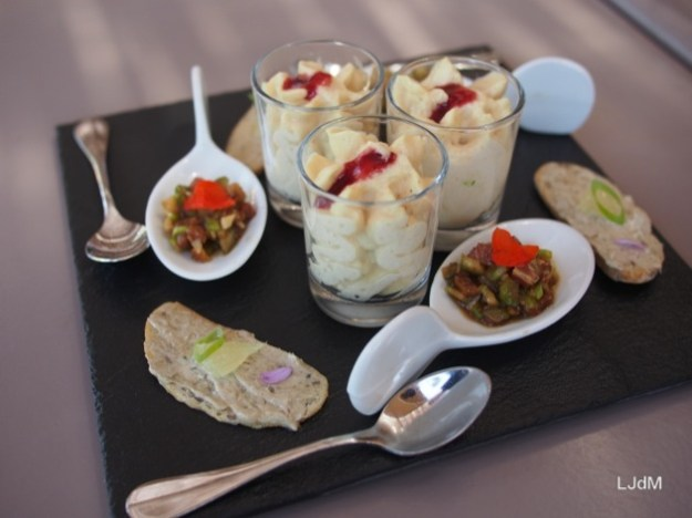 Coup de coeur gastronomique : Les Glycines en Dordogne