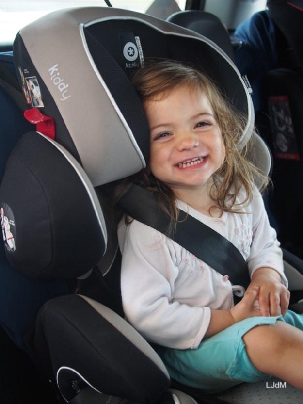 Un siège-auto Kiddy pour Titpuce et pour vous ? (cadeau inside)