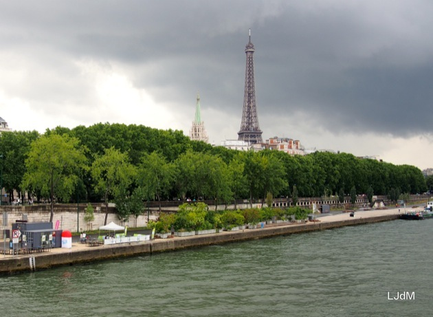 Quand le Mille Bornes Tour passe à Paris...