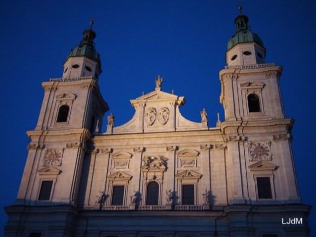Salzbourg, ville d'art