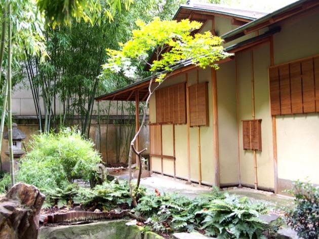 un jardin japonais paris zen et insolite. Black Bedroom Furniture Sets. Home Design Ideas