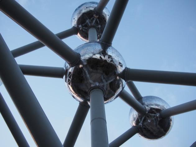 L'Atomium à Bruxelles : les enfants ont aimé !