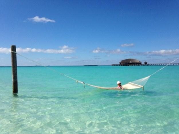 Quelques jours aux Maldives