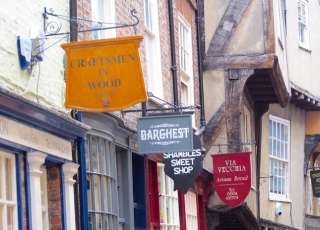 rues de York