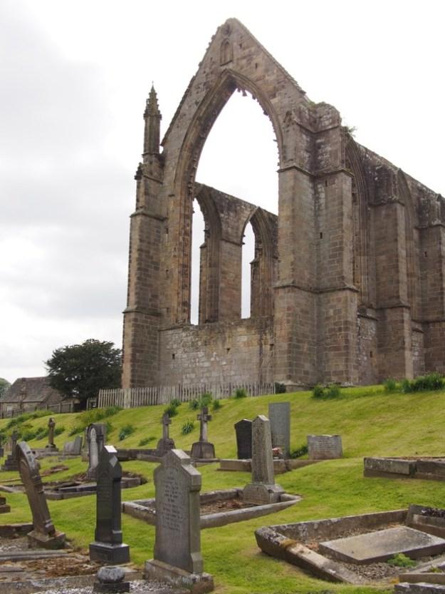 Bolton Abbey dans le Yorkshire