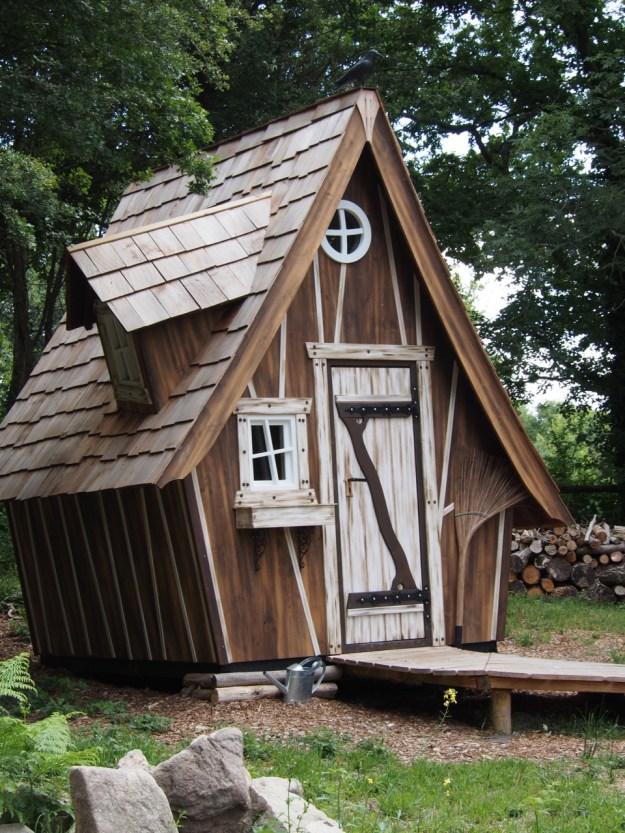 maison hansel et gretel