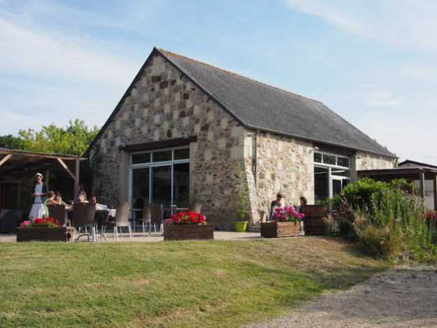 restaurant camping chantepie