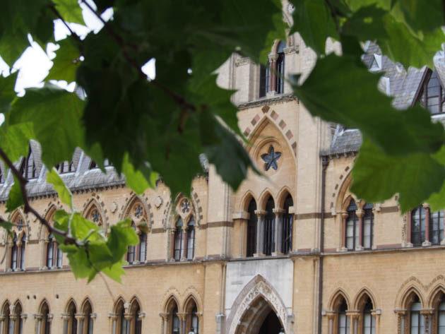 Visite d'Oxford