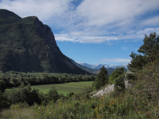 Montdauphin montagnes