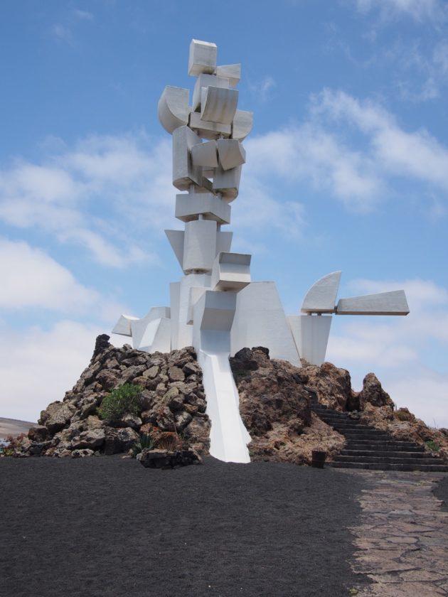 monument au paysan Lanzarote