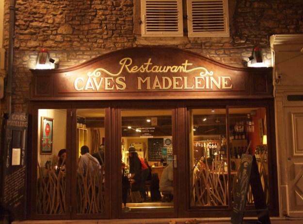 Caves Madeleine Beaune