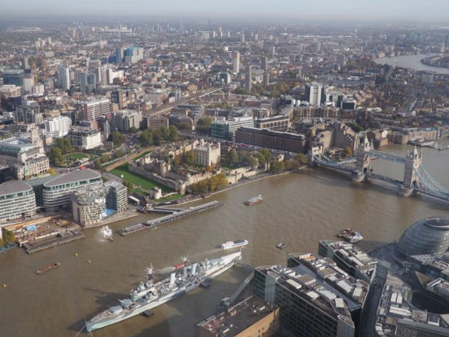 The View From The Shard