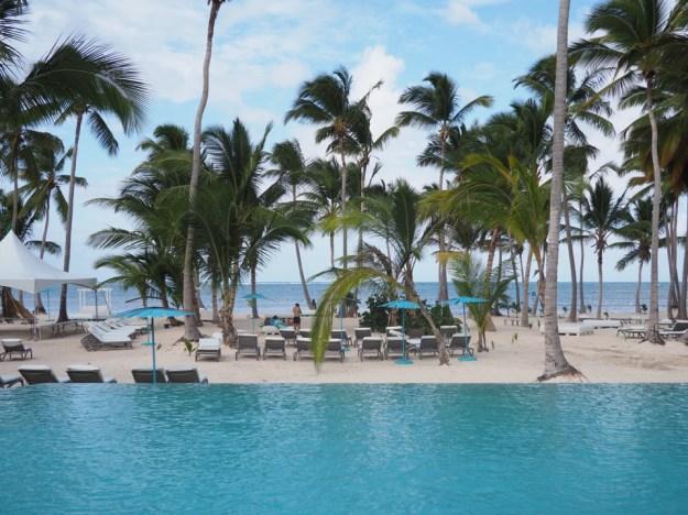 beach club République Dominicaine