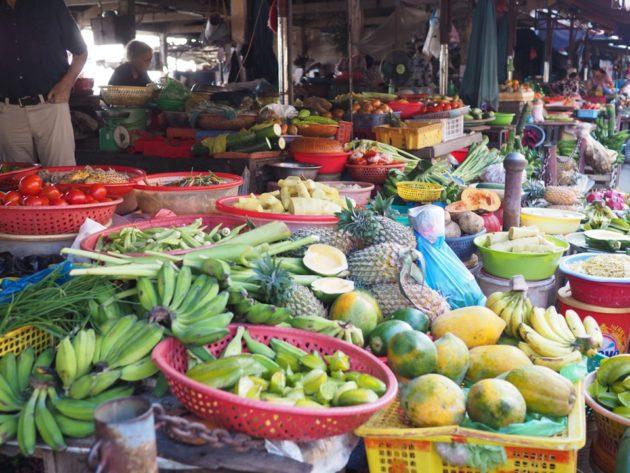 marché Hoi An