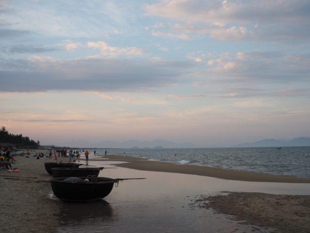 An Bang beach hoi an