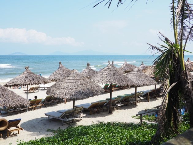 plage An Bang Hoi An