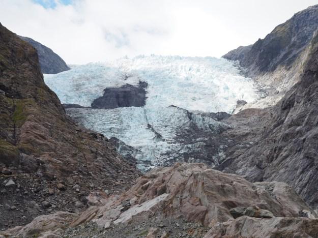 glaciers nouvelle-zélande
