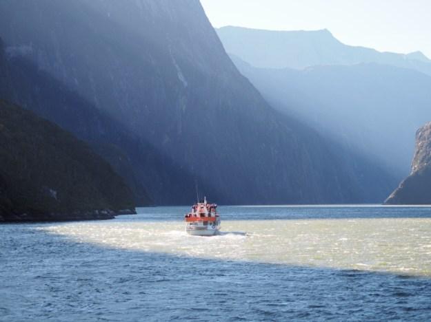 Milford Sound en famille