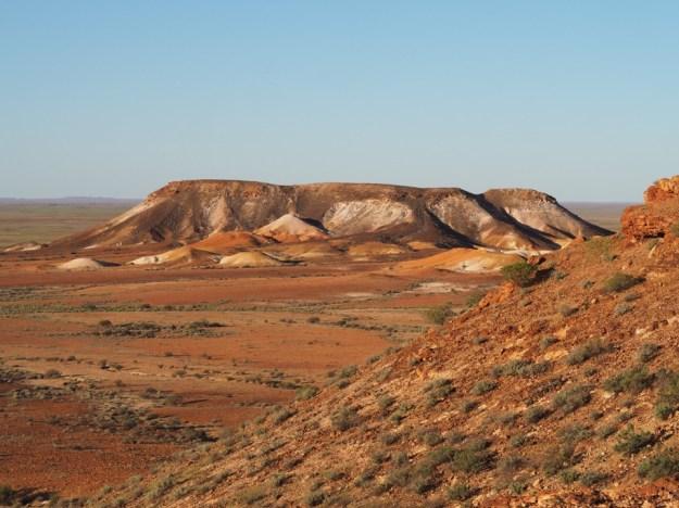 traversée de l'outback en famille