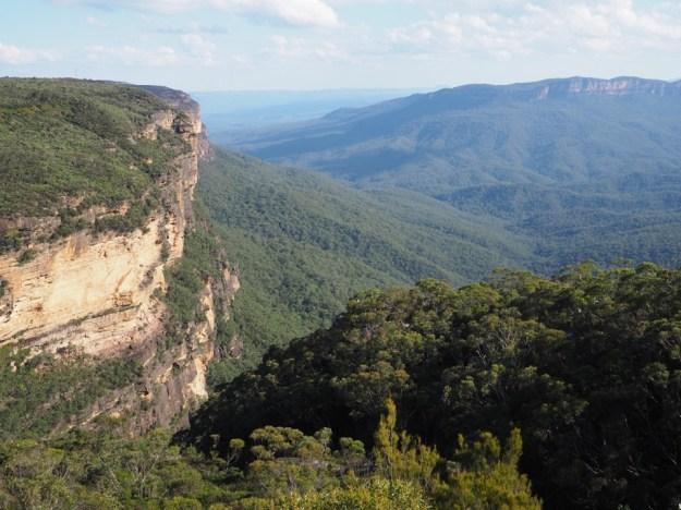 randonnées Blue Mountains
