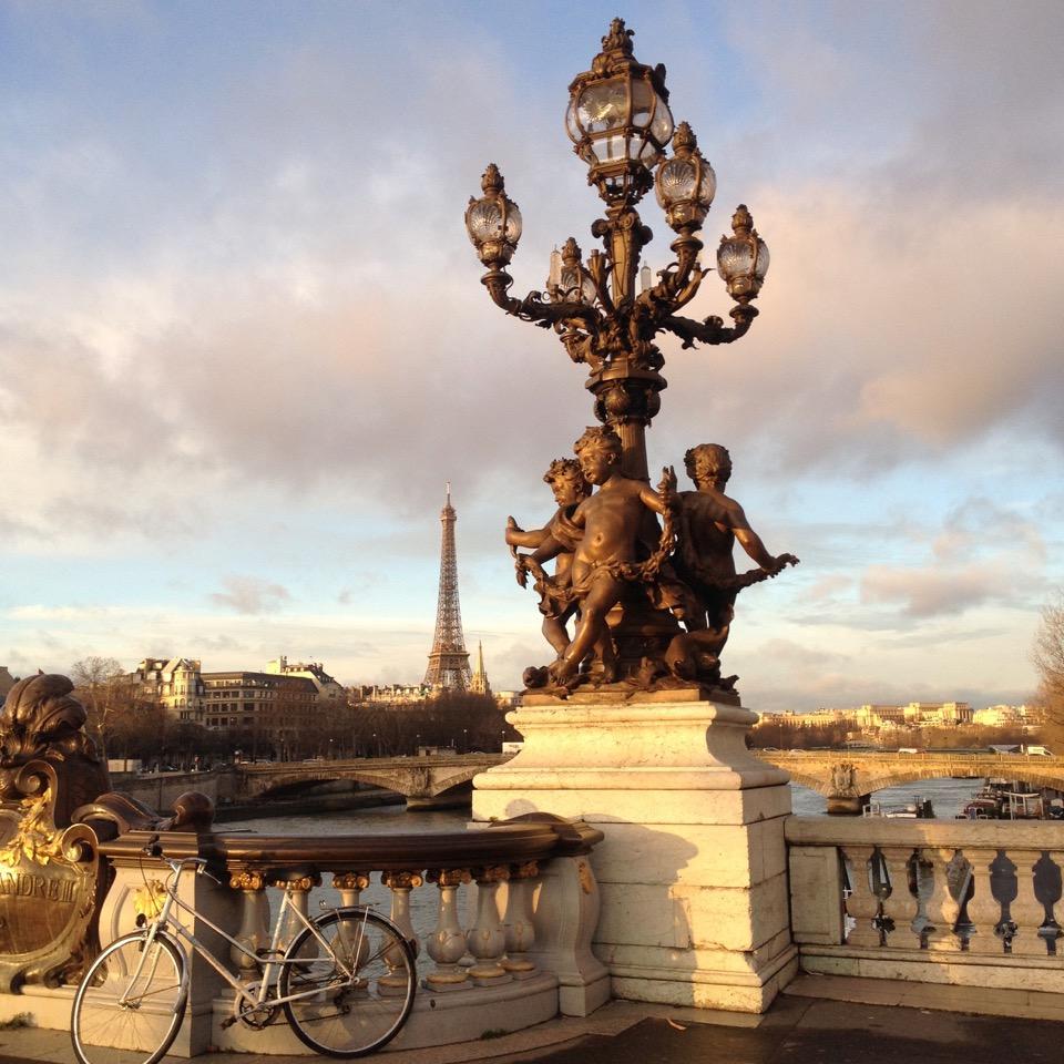 retour à Paris