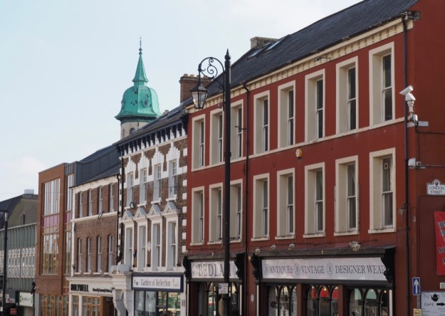 visiter Derry