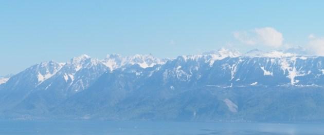 Lausanne côté lac