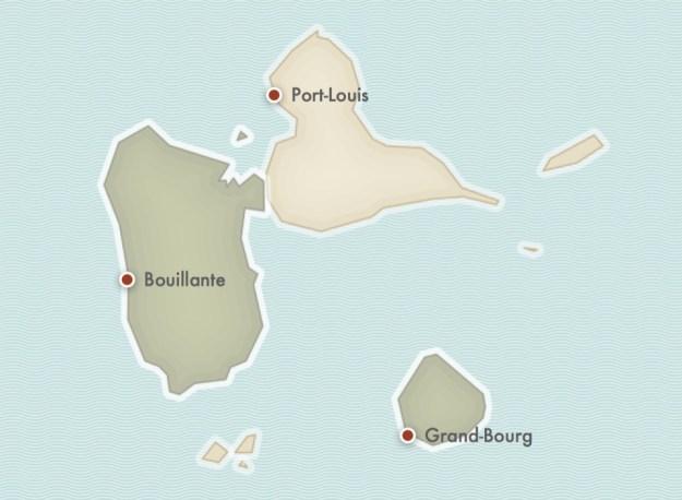 Plan Guadeloupe