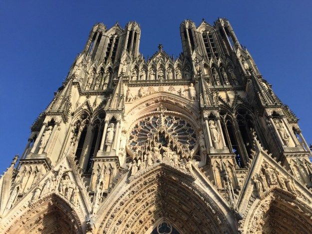 week-end à Reims