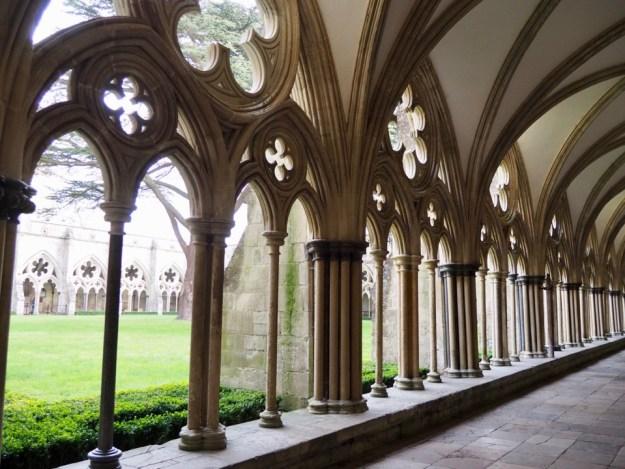 cathedrale de Salisbury