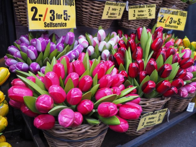 fausses tulipes