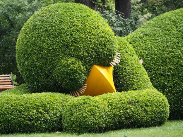 jardin des plantes nantes