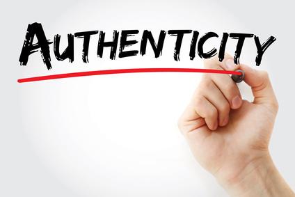Seid authentisch - nicht nur bei den Kindern, sondern auch im Beruf!