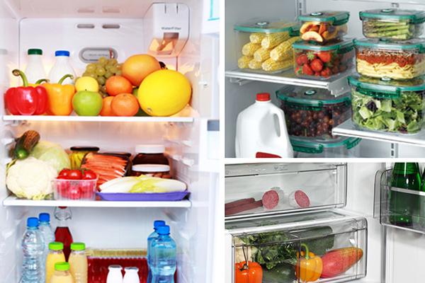 Μικρόβια στο ψυγείο