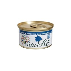 Regal - NatuRe Cat Adult Merluzzo e Gamberetti 85g