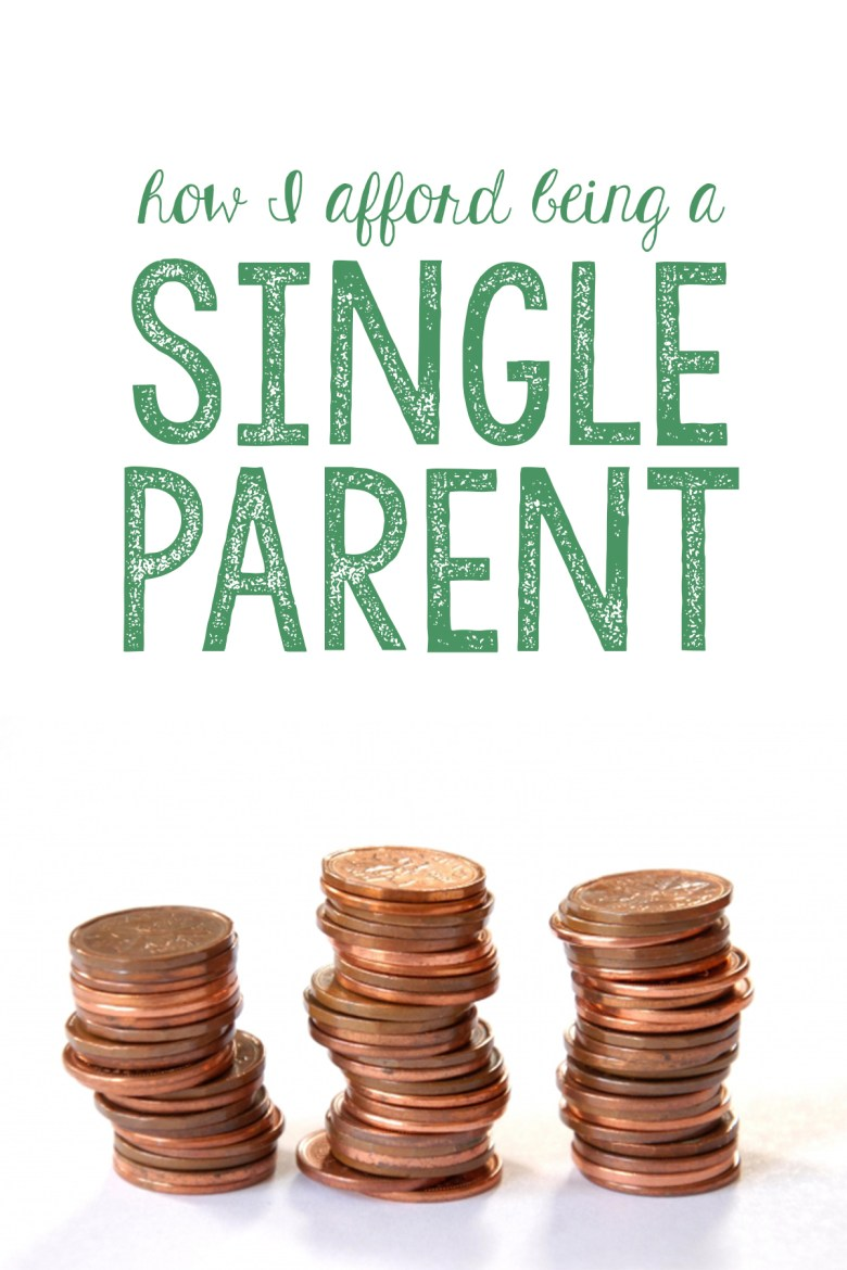 Single parenting poses different challenges to different parents, but there's one trend that seems to be fairly consistent: the question of how you can afford everything on just one income? This is how I afford being a single parent.