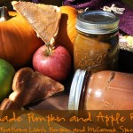 Fall Flavors Tour: Homemade Pumpkin and Apple Butter
