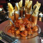 Sweet Microwave Meatballs and Pepped Up Tomato Soup Shooters