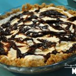 Mrs. Tebow's Rice Krispie Ice Cream Pie
