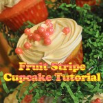 How to Make Fruit Stripe Cupcakes