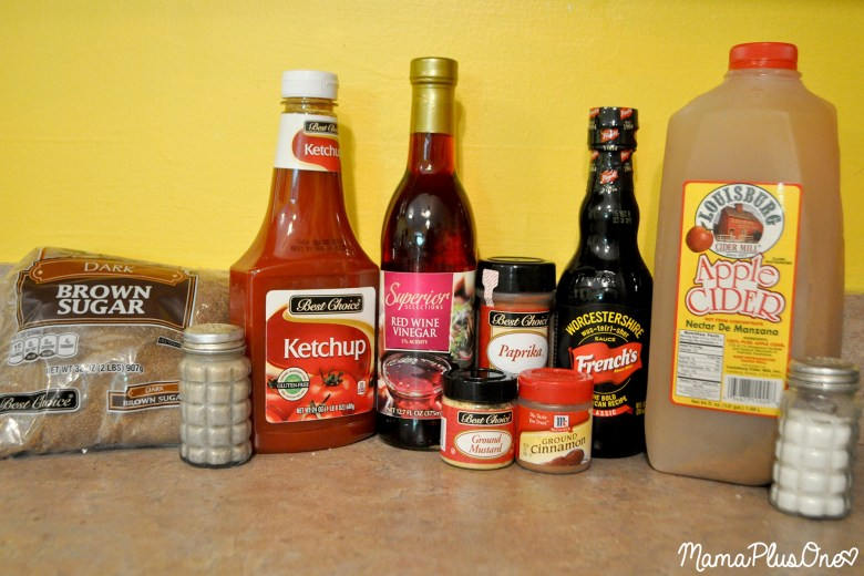 Apple cider barbecue sauce? You bet! This sauce is tangy, sweet, and perfect for fall barbecue!
