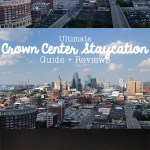 Kansas City Crown Center Staycation Guide: Day 2