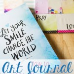 How to Start Art Journaling Your Bible Study