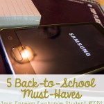 5 Back-to-School Must-Haves Your Exchange Student NEEDS!