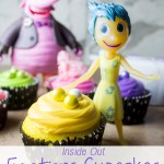 Inside Out Emotions Cupcakes (That Your Kids Can Make!)