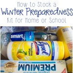 How to Create a Winter Preparedness Box for Home or School