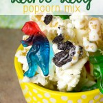 Dino Dig Popcorn Mix
