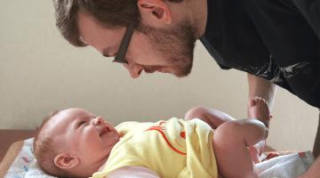 6 tips para que papá lo haga sentir amado