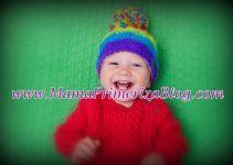 cómo hacer jersey de bebé recién nacido